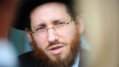 Weyts pakt uit met steun uit omstreden joodse hoek