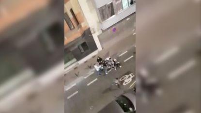 Grote vechtpartij met geweerschoten in Brussel: 'Rivaliteit tussen jongeren uit verschillende wijken'