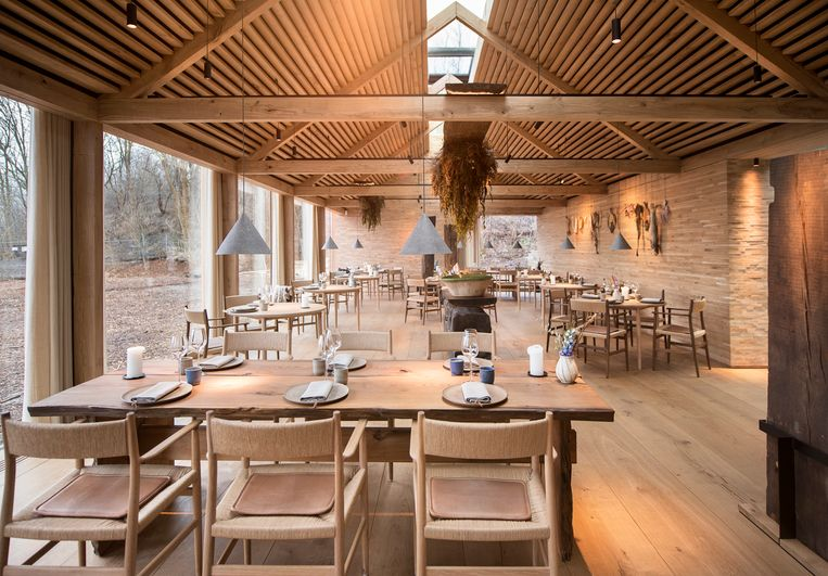 Restaurant Noma. Beeld Els Zweerink