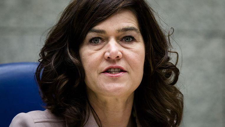 Kamervoorzitter Anouchka van Miltenburg. Beeld anp