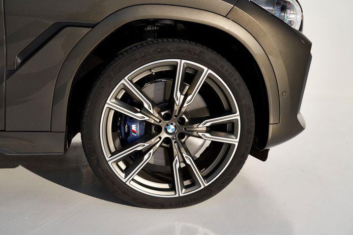 De nieuwe BMW X6