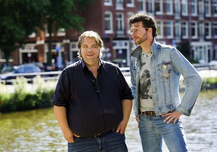 Frank Evenblij en Erik Dijkstra onderzoeken deze week vooroordelen in Noord-Brabant Beeld anp
