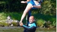 Belg (52) wil vandaag twee wereldrecords waterski breken