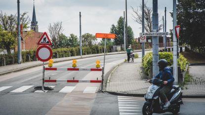 Gentbrugge-brug tot eind deze maand onderbroken