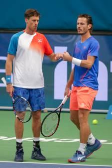 Koolhof grijpt in Stockholm naast vierde ATP-titel