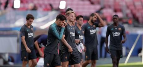 LIVE | FC Barcelona maakt besmetting Umtiti bekend in aanloop naar kraker tegen Bayern München