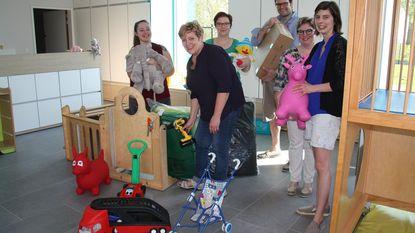 Enig kinderdagverblijf van Lo-Reninge opent vandaag de deuren