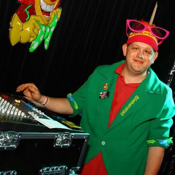 Benjamin Meijers is de voorzitter van de carnavalsvereniging in Gorinchem.