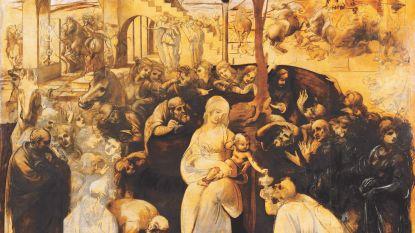 Italië vecht robbertje uit met Frankrijk over kunstwerken van Leonardo da Vinci