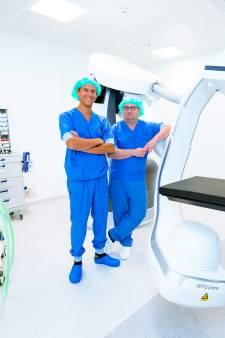 MMC: vaatchirurg krijgt beter beeld bij complexe ingreep