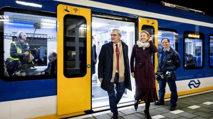 Nederlandse trein op de automatische piloot