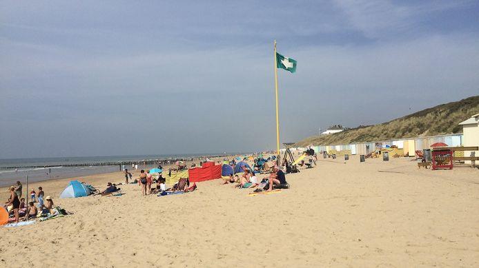 Het Domburgse strand is een van de topattracties voor vakantiegangers in Zeeland.