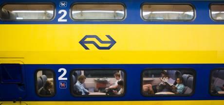 Nauwelijks treinen van Zwolle naar het noorden door gestrande trein