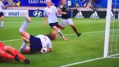 Britse maakt tongen los met 'billengoal' op WK U20