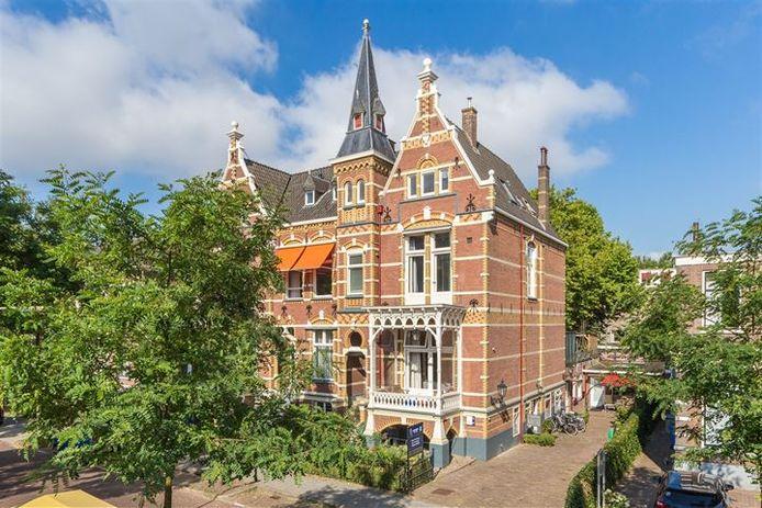 Stadsvilla in Zwolle.