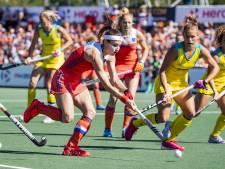 Hockeysters veroveren eerste Pro League-titel na zege op Australië
