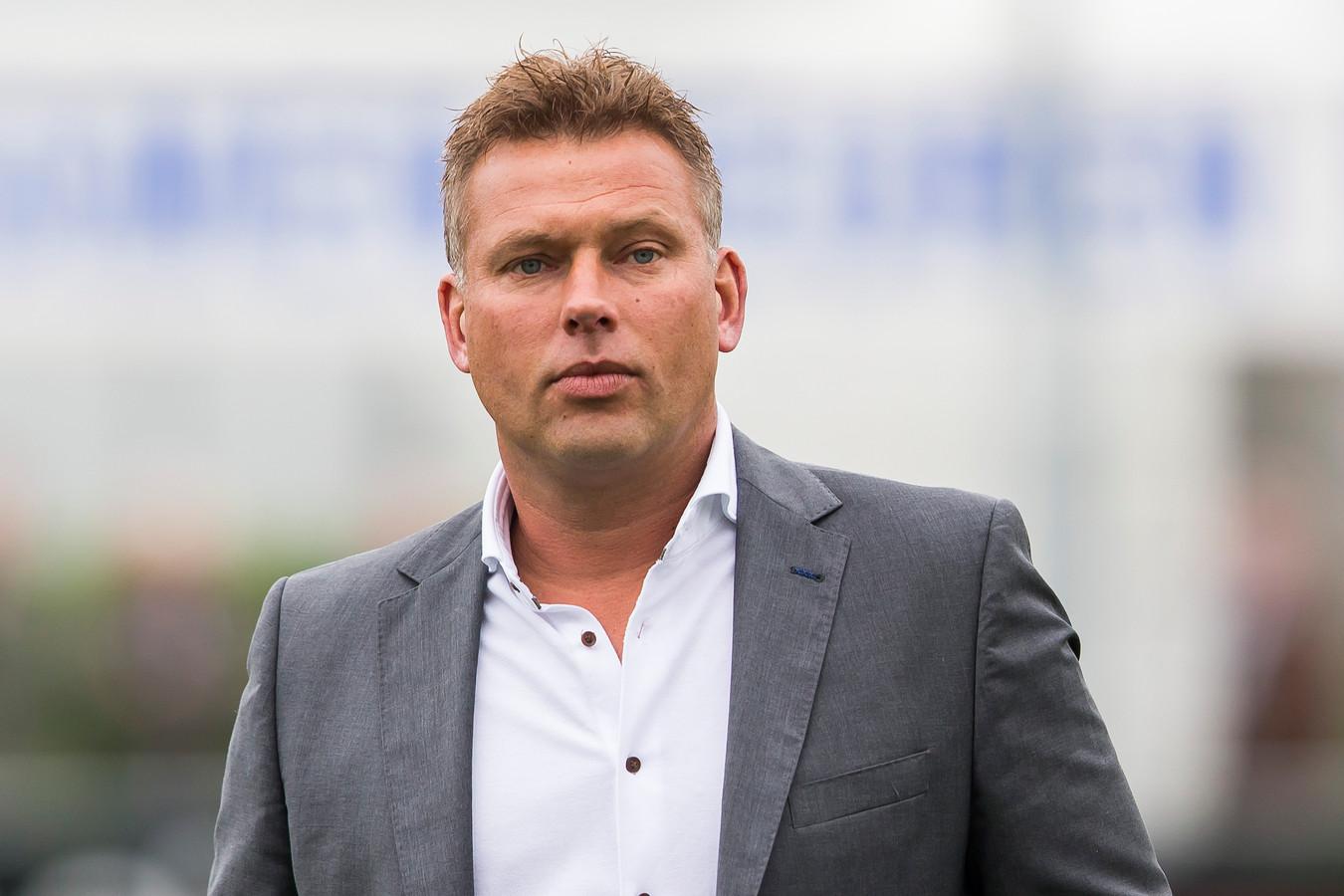 FC Lienden-coach Hans van de Haar