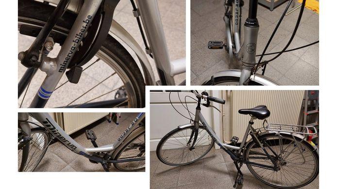 De dief is gevat, maar van wie is de fiets?