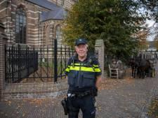 Dirk van Vooren neemt afscheid van politie: 'Mooie van dit vak is om iets te kunnen betekenen voor mensen'