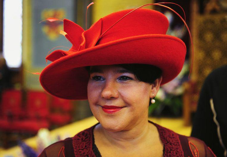Sharon Dijksma komt na de verkiezingen niet meer terug naar de Tweede Kamer. Beeld anp