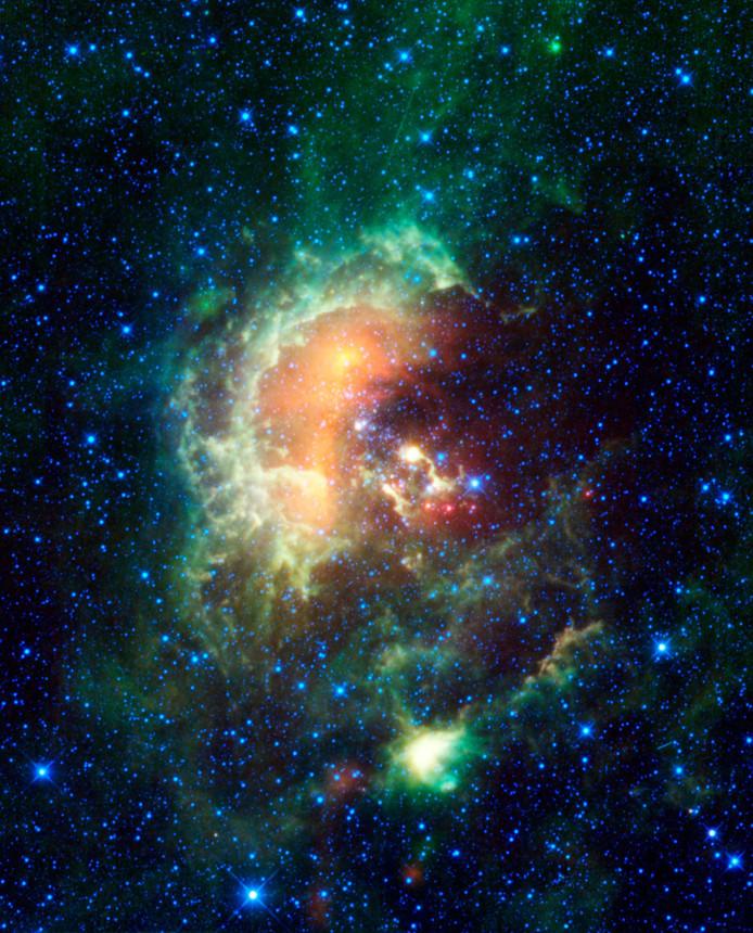 La constellation Auriga