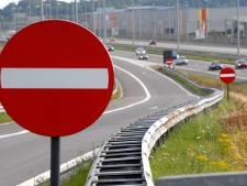 Wilde achtervolging met spookrijder in Waalwijk: 'Hij bracht verkeer in gevaar'