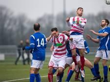 FC Jeugd pakt punt tegen koploper