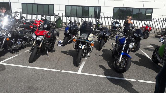 De Wie Rijdt Motor Meeting in Veenendaal.