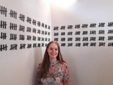 Lucas-studente Vera Nooijen ontwerpt expositieruimte gedenkplaats Haarendael