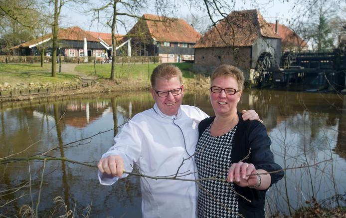 Archieffoto echtpaar Huub en Ine Wolferink.