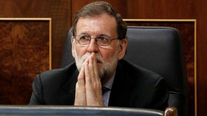Motie van wantrouwen tegen Spaanse premier