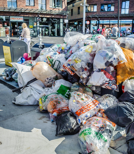 Meedenken over afvalplan