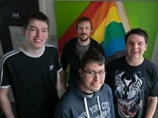 AutiRoze in Eindhoven: 'Homo's met autisme worden hier begrepen'