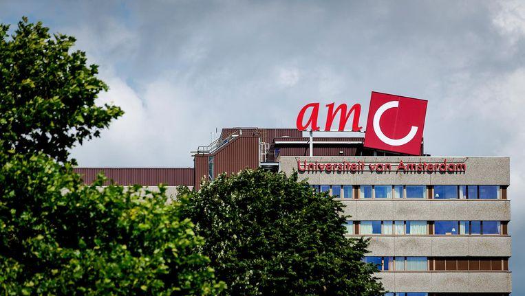 Bij AMC Amsterdam is de wachttijd voor openhartoperatie ruim zes weken. Beeld anp
