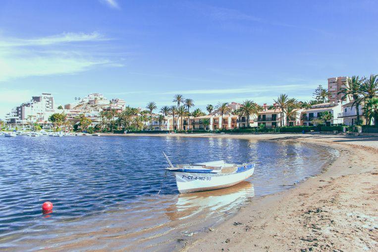 Het incident gebeurde in de Mar Menor, een belangrijke toeristische trekpleister.