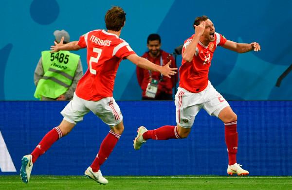 **Russen winnen met 3-1 van het Egypte: volgende ronde zo goed als zeker**