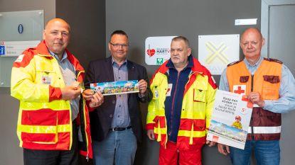 """Rode Kruis Hemiksem start met jaarlijkse stickerverkoop: """"Onze belangrijkste bron van inkomsten"""""""
