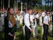 Herdenking maakt Canisiusleerlingen uit gemeente Tubbergen bewust van vrijheid