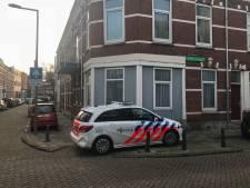 Twee donkere mannen overvallen woning in Het Oude Noorden