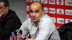 """Martínez beslist deze week over Vermaelen en Courtois en zegt: """"Proberen direct naar 23 namen voor WK-selectie te streven"""""""