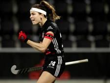 Hockeysters Amsterdam op voorsprong in play-offs tegen Den Bosch