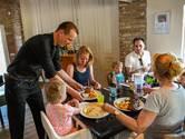 Lekker spelen en eten bij D'n kleine Dommel in Nuenen