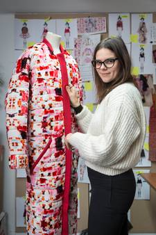 'Ik ontwerp voor sterke vrouwen'