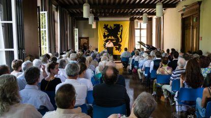 Schotenaren vieren Vlaamse Feestdag met concert en traditionele academische zitting