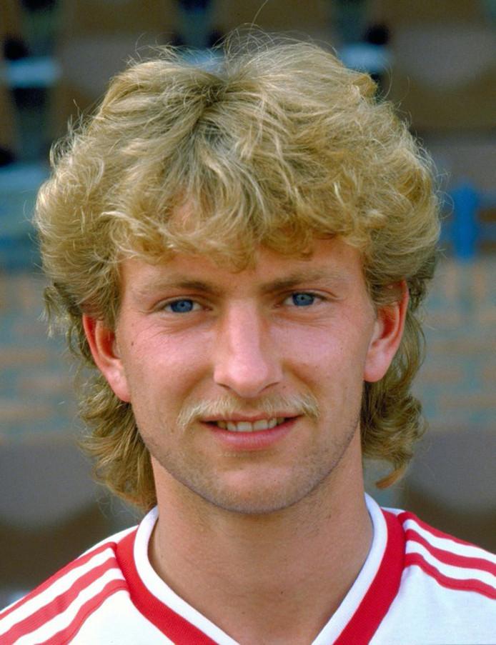 Patrick Bosch in 1986.
