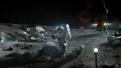 """Toeristen in de ruimte, een basis op de maan, een beschaving op Mars en """"multiplanetair leven"""": hiervan dromen Musk en co"""