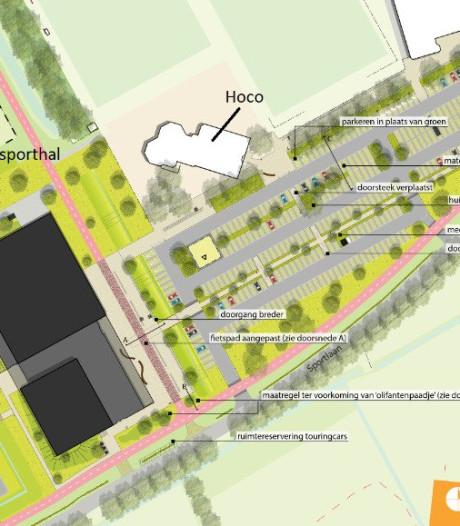 Oisterwijkers laten zich informeren over voortgang op nieuw sportpark