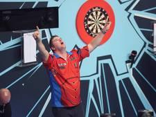 Gurney voor het eerst naar halve finale in Blackpool