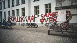 600 Gentenaars betogen tegen Schild & Vrienden