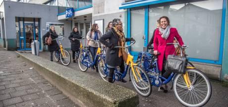 NS en ProRail aan de slag met fietsenstallingen op stations